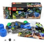 LEGO 6837 Insectoids Cosmic Creeper, Unboxing