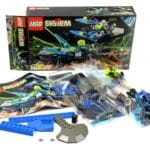 LEGO 6905 Insectoids Bi Wing Blaster, Unboxing