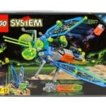 LEGO 6907 Insectoids Sonic Stinger, Box Vorderseite
