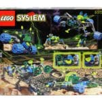 LEGO 6919 Insectoids Planetary Prowler, Box Rückseite