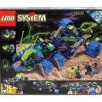 LEGO 6919 Insectoids Planetary Prowler, Box Vorderseite