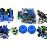 LEGO 6919 Insectoids Planetary Prowler, enthaltene Teile