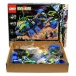 LEGO 6919 Insectoids Planetary Prowler, Unboxing