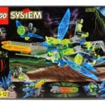 LEGO 6969 Insectoids Celestial Stinger, Box Vorderseite