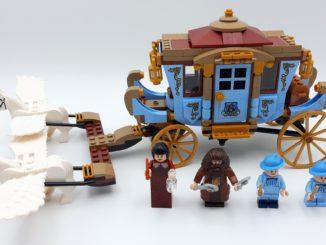 LEGO 75958 Harry Potter Beauxbatons Kutsche