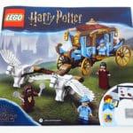 LEGO 75958 Harry Potter Beauxbatons Kutsche Anleitung