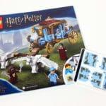 LEGO 75958 Harry Potter Beauxbatons Kutsche Anleitung Und Stickerbogen