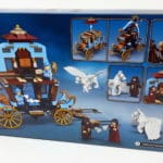LEGO 75958 Harry Potter Beauxbatons Kutsche Box Rückseite