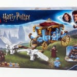 LEGO 75958 Harry Potter Beauxbatons Kutsche Box Vorderseite