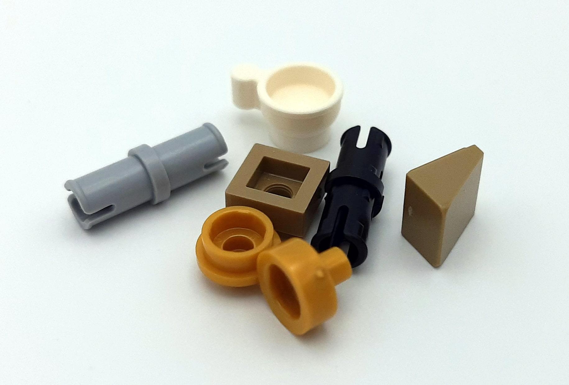 LEGO 75958 Harry Potter Beauxbatons Kutsche Ersatzteile