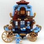 LEGO 75958 Harry Potter Beauxbatons Kutsche Geöffnet Mit Minifiguren