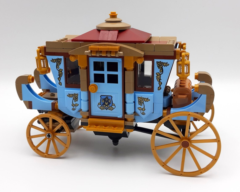 LEGO 75958 Harry Potter Beauxbatons Kutsche Mit Aufklebern