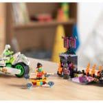 LEGO 80006 LEGO Monkie Kid Bike Des Wei En Drachenpferds 10