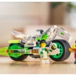 LEGO 80006 LEGO Monkie Kid Bike Des Wei En Drachenpferds 11