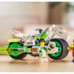 LEGO 80006 LEGO Monkie Kid Bike Des Wei En Drachenpferds 11