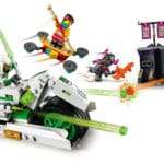 LEGO 80006 LEGO Monkie Kid Bike Des Wei En Drachenpferds 4