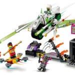 LEGO 80006 LEGO Monkie Kid Bike Des Wei En Drachenpferds 6