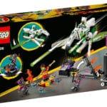 LEGO 80006 LEGO Monkie Kid Bike Des Wei En Drachenpferds 7
