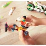 LEGO 80006 LEGO Monkie Kid Bike Des Wei En Drachenpferds 8