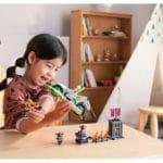 LEGO 80006 LEGO Monkie Kid Bike Des Wei En Drachenpferds 9