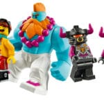 LEGO 80007 LEGO Monkie Kid Gepanzerter Eisenstier 3