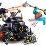 LEGO 80007 LEGO Monkie Kid Gepanzerter Eisenstier 4