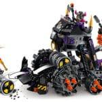 LEGO 80007 LEGO Monkie Kid Gepanzerter Eisenstier 6
