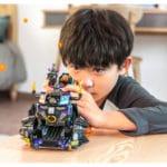 LEGO 80007 LEGO Monkie Kid Gepanzerter Eisenstier 8