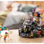 LEGO 80007 LEGO Monkie Kid Gepanzerter Eisenstier 9