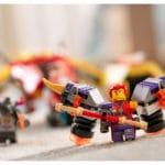 LEGO 80008 LEGO Monkie Kid Monkie Kids Wolken Jet 13