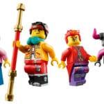 LEGO 80008 LEGO Monkie Kid Monkie Kids Wolken Jet 3