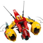 LEGO 80008 LEGO Monkie Kid Monkie Kids Wolken Jet 6