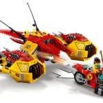 LEGO 80008 LEGO Monkie Kid Monkie Kids Wolken Jet 7