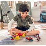 LEGO 80008 LEGO Monkie Kid Monkie Kids Wolken Jet 9