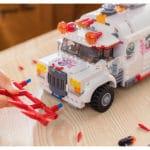 LEGO 80009 LEGO Monkie Kid Pigsys Foodtruck 10