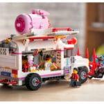 LEGO 80009 LEGO Monkie Kid Pigsys Foodtruck 12