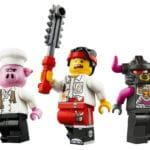 LEGO 80009 LEGO Monkie Kid Pigsys Foodtruck 3