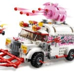 LEGO 80009 LEGO Monkie Kid Pigsys Foodtruck 4