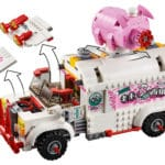 LEGO 80009 LEGO Monkie Kid Pigsys Foodtruck 5