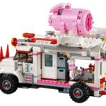 LEGO 80009 LEGO Monkie Kid Pigsys Foodtruck 6