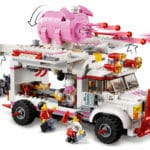 LEGO 80009 LEGO Monkie Kid Pigsys Foodtruck 8
