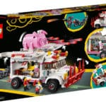LEGO 80009 LEGO Monkie Kid Pigsys Foodtruck 9