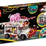 LEGO 80009 LEGO Monkie Kid Pigsys Foodtruck 9