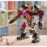 LEGO 80010 LEGO Monkie Kid Demon Bull King 10
