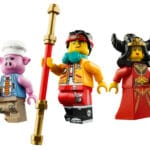 LEGO 80010 LEGO Monkie Kid Demon Bull King 3