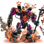 LEGO 80010 LEGO Monkie Kid Demon Bull King 4