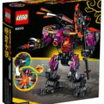LEGO 80010 LEGO Monkie Kid Demon Bull King 7