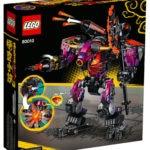 LEGO 80010 LEGO Monkie Kid Demon Bull King 7