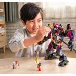 LEGO 80010 LEGO Monkie Kid Demon Bull King 9