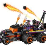 LEGO 80011 LEGO Monkie Kid Red Sons Inferno Truck 5